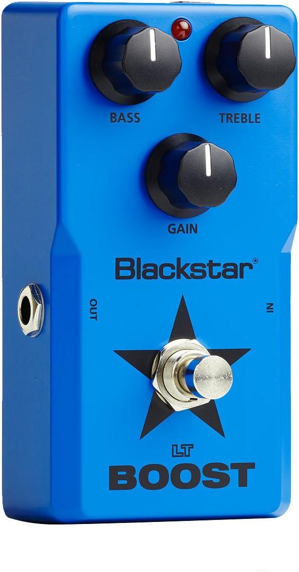 Blackstar LT - Pedal de efectos para guitarra el?ctrica (efecto boost)