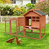 Wooden Pet House Chicken Coop Large Wooden Outdoor