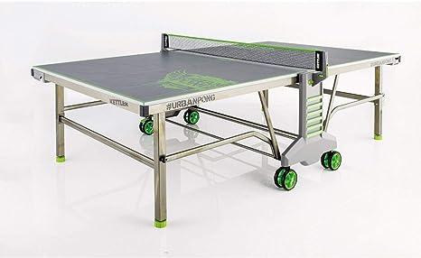 URBAN PONG Outdoor - Mesa de ping pong: Amazon.es: Deportes y aire ...