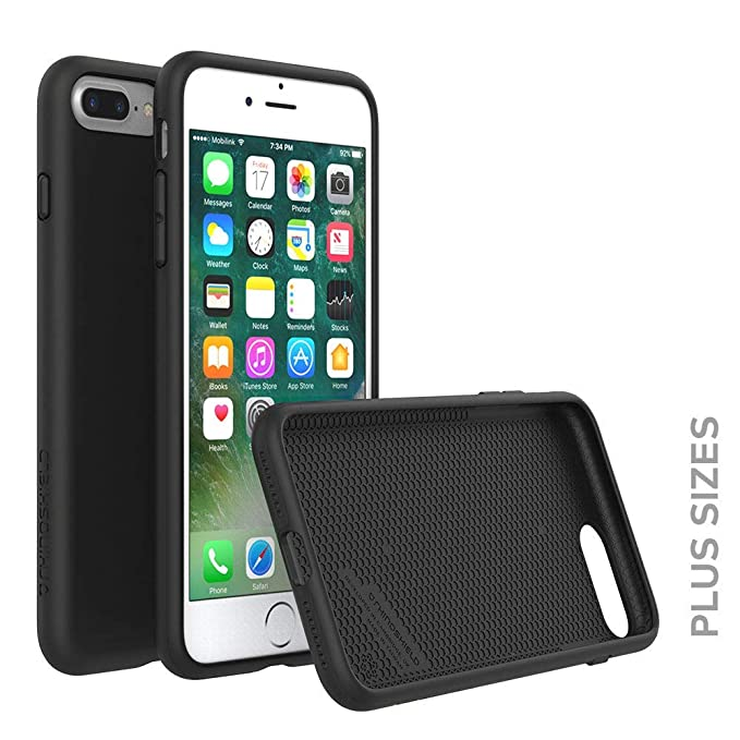 428a6491b RhinoShield Case for iPhone 8 Plus/iPhone 7 Plus [PlayProof] | Heavy Duty