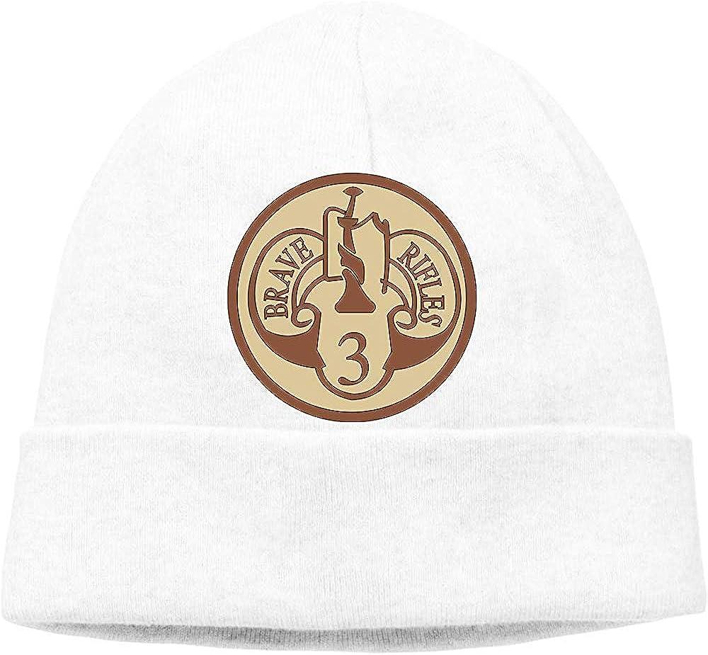 LinUpdate-Store T3rd Gorra de caballería acorazada Desierto Camo Gorros Sombrero de Calavera Sombrero de Punto para Adultos