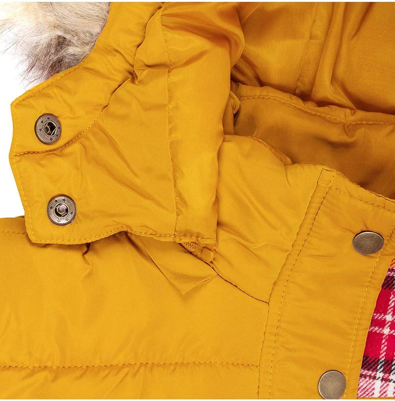 FASHION BOOMY Womens Hooded Padding Puffer Vest Sleeveless Outwear Jacket