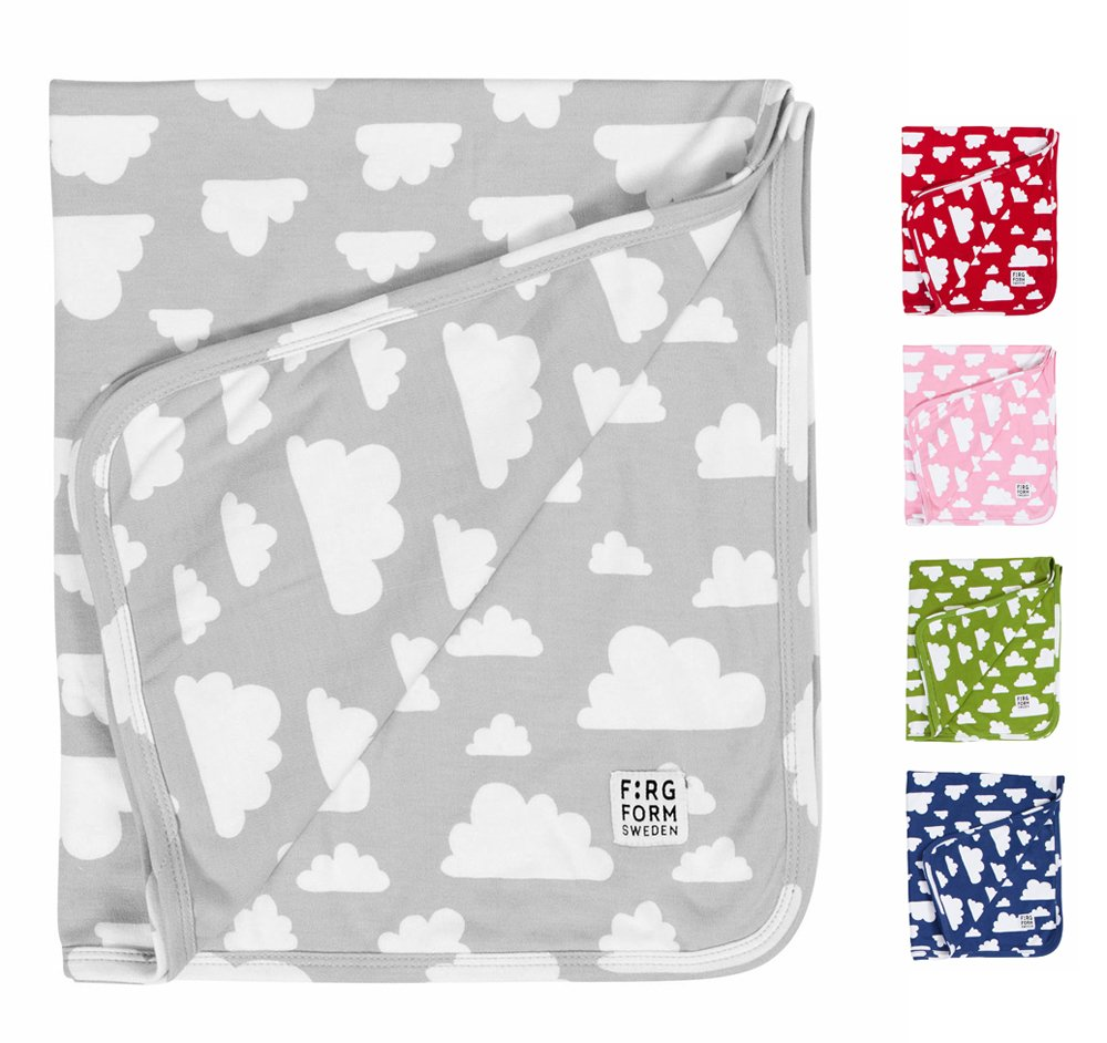 Farg form baby changing table mat grey clouds - Farg Form Baby Changing Table Mat Grey Clouds 43