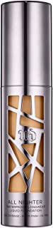 product image for Urban Decay All Nighter Liquid Foundation, 6.0 Medium Beige - Flawless, Full Coverage for Oily & Combination Skin - Matte Finish - Waterproof & Transfer-Resistant - 1.0 fl oz