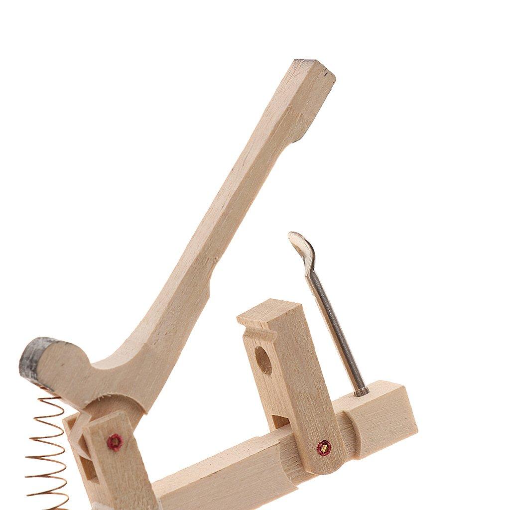 Perno de Martillo de Piano de Madera Piezas Piano Vertical Repuesto Instrumento Musical Piano Whippen