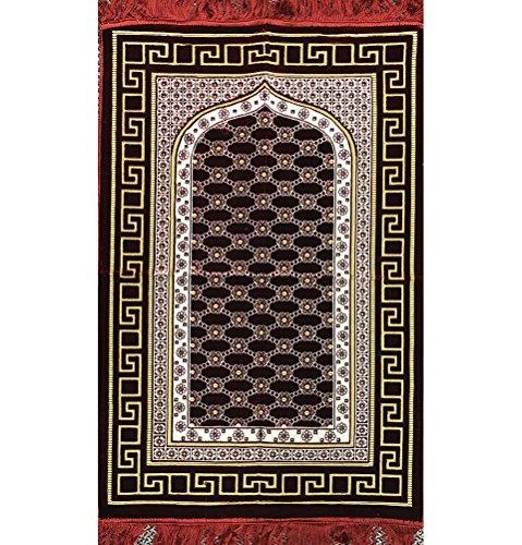 Islamic Janamaz Sajjadah Turkish Lattice