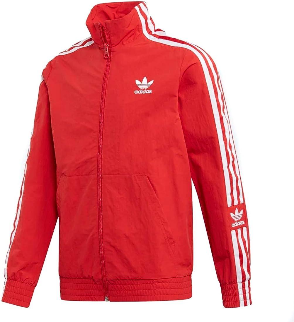 Adidas Youth Originals New Icon - Chaqueta de chándal: Amazon.es: Ropa y accesorios