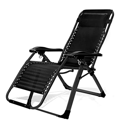 Relax tumbona Silla reclinable plegable Cama Chaisela ...