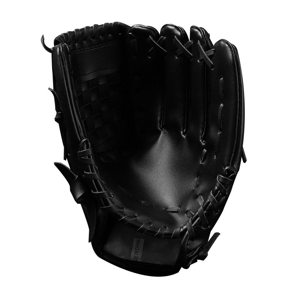 10.5 1 Gant Gauche kumusi Kit de Baseball en Aluminium 1 Batte + 1 Balle pour Enfants de 7-14