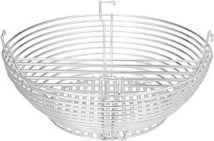 Kamado Joe BJ-MCC24 Big Joe Charcoal Basket, Chrome