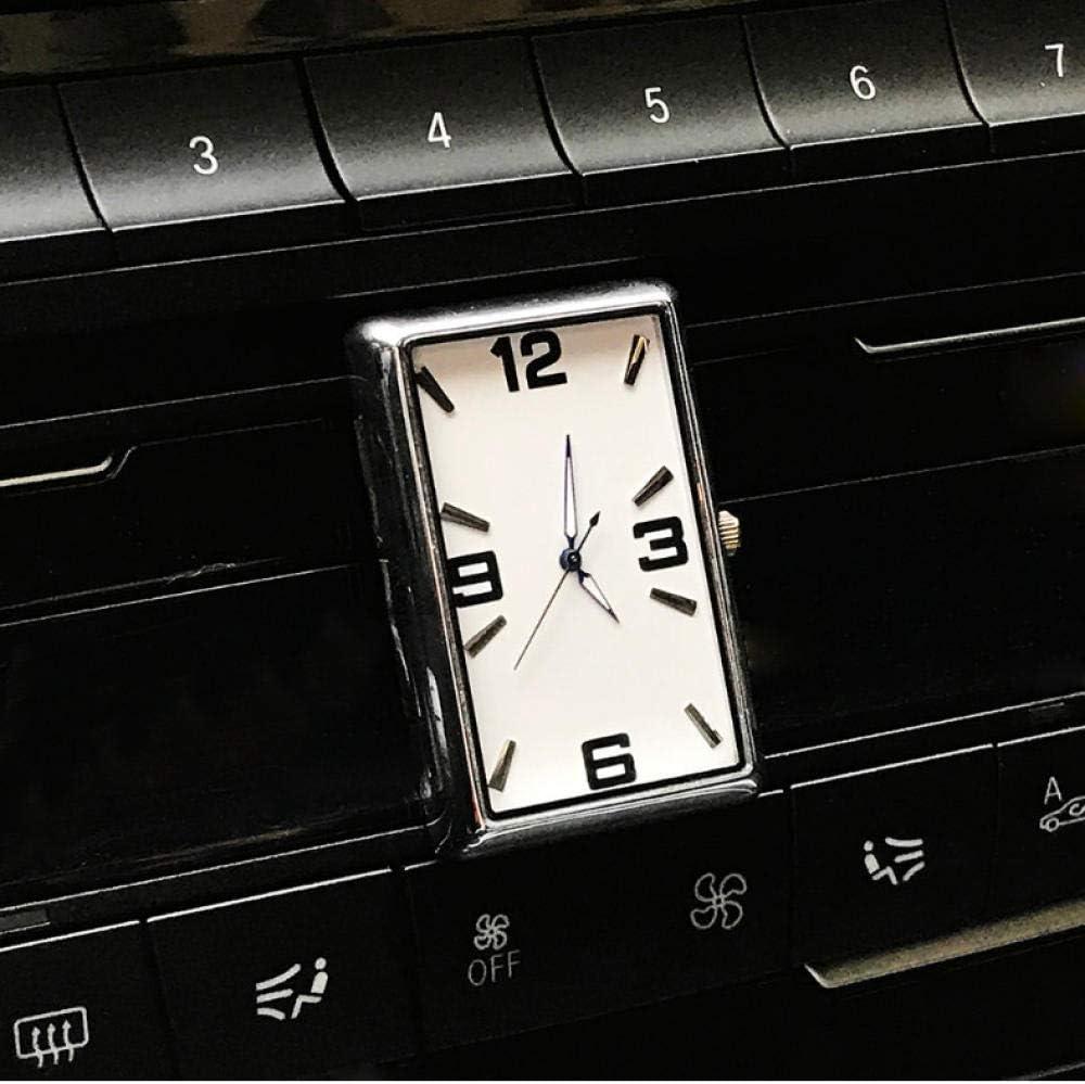 Auto Uhr Automobile Quarzuhr Autoinnenausstattung Aufklebbare Digitaluhr Zeitanzeige Auto Styling Zubehör Auto
