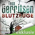 Blutzeuge (Maura Isles / Jane Rizzoli 12) Hörbuch von Tess Gerritsen Gesprochen von: Tanja Geke, Britta Steffenhagen