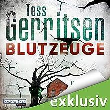 Blutzeuge (Maura Isles/Jane Rizzoli 12) Hörbuch von Tess Gerritsen Gesprochen von: Tanja Geke, Britta Steffenhagen