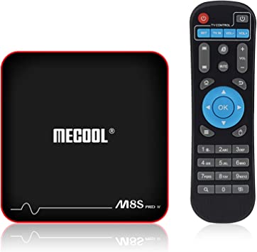 sidiwen mecool M8s Pro w Android TV Box 7.1.2 2GB RAM 16GB ROM amlogic s905