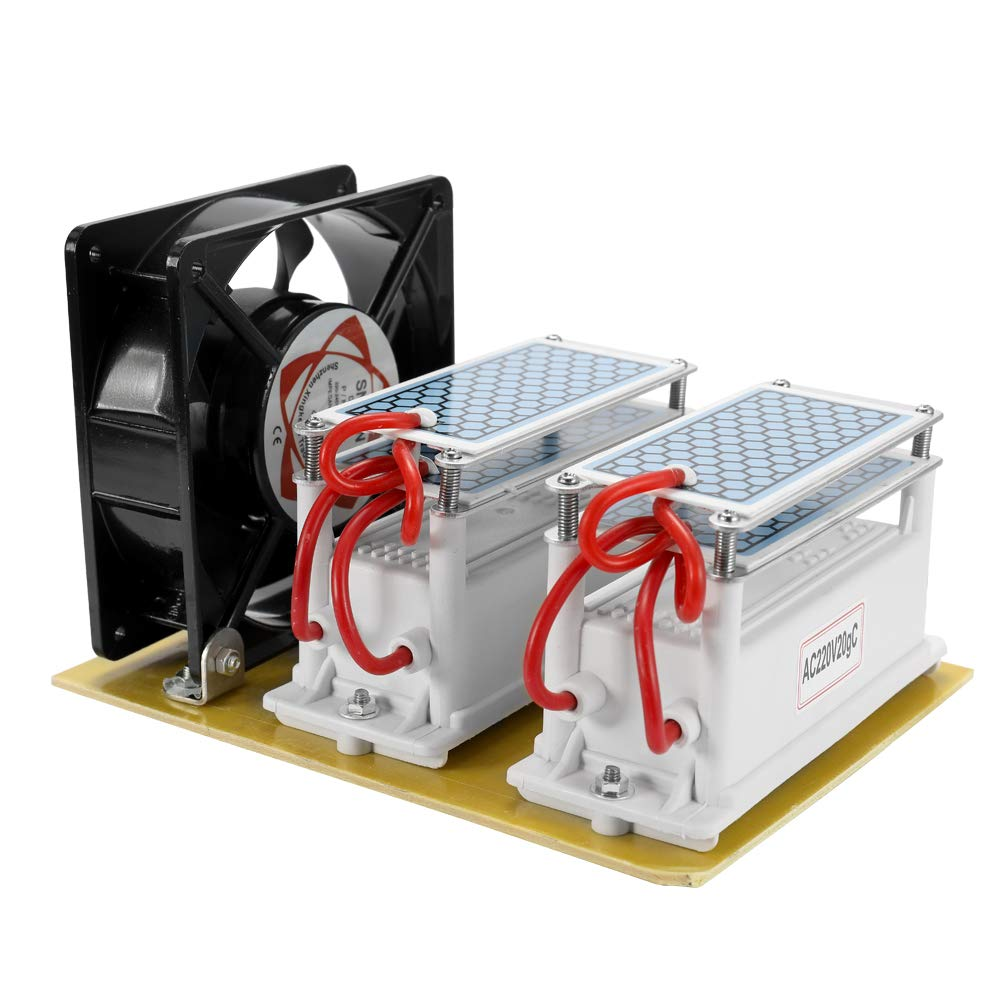 KKmoon Generador de Ozono Purificadores de Aire Cerámica Portátil ...