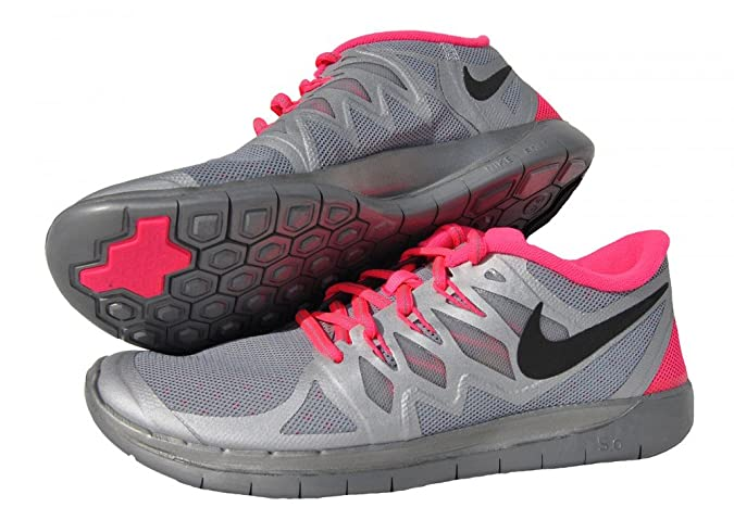 new products 56c6e c3fdb Amazon.com   Nike Free 5.0 Flash (GS) Kids Running Shoes   Running