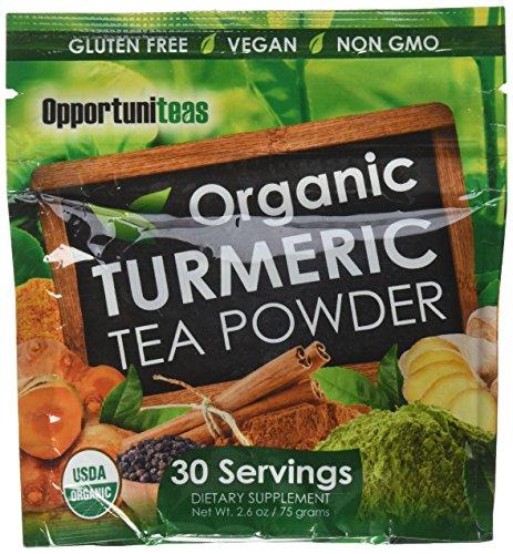 All Natural Organic Instant Black Tea Powder