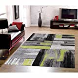 Contemporary Daniella Area Rug Home Decor Discount Rugs Living Family Dining Bed Room Floor Carpets (11 ft. x 8 ft.)