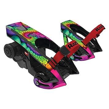 MightySkins Skin for Razor Turbo Jetts Electric Heel Wheels - Hallucinate   Protective, Durable,