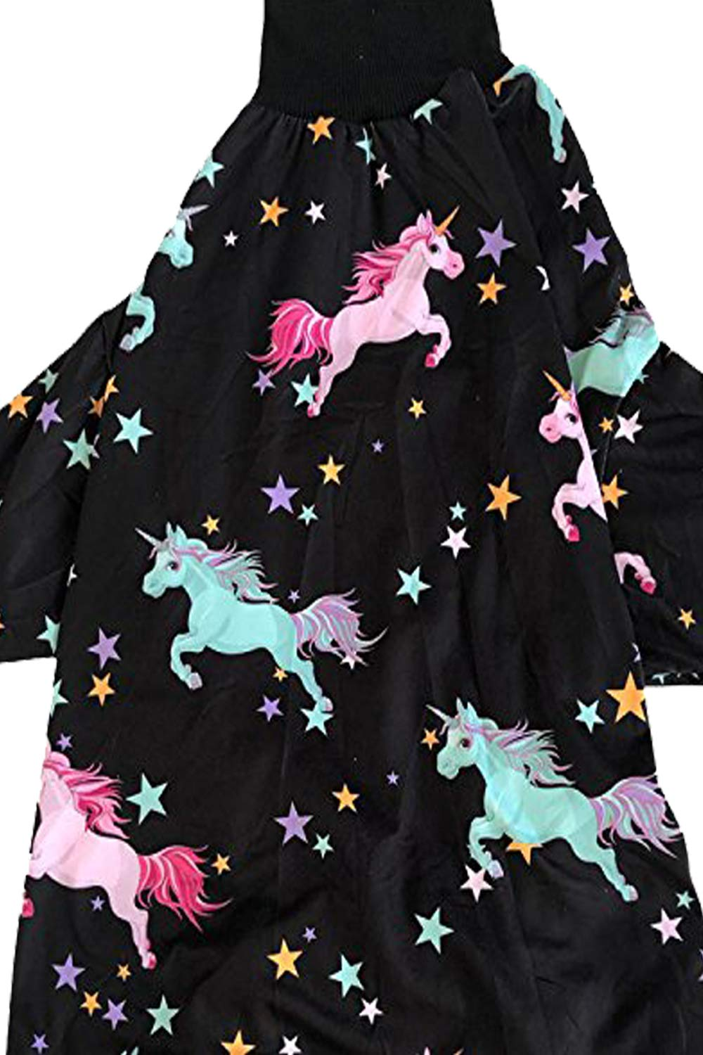 Tooth and Honey Pit Bull Pajamas/Unicorn Dog Pajamas/Lightweight Pullover Pajamas/Full Coverage Dog pjs/Updated FIT 5