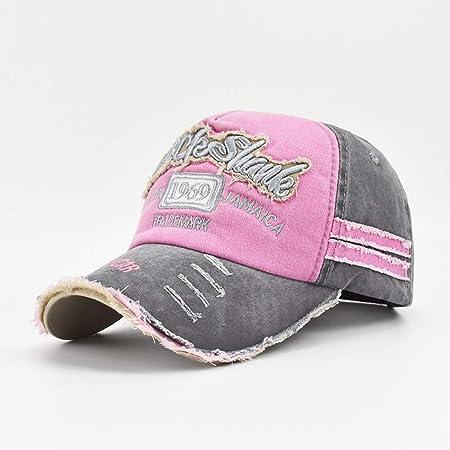 xiaochicun Sombrero de Verano para Hombre y Mujer, cúpula, Gorra ...