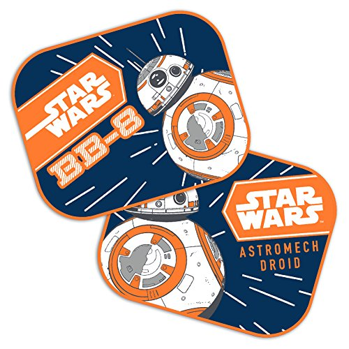 2/x Voiture Pare-soleil Disney Star Wars BB-8/44/x 35/cm