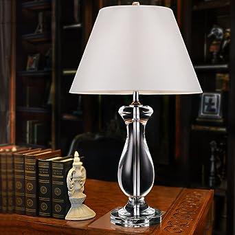 Estilo europeo Cristal Lámparas de mesa,Sala de estar Dormitorio ...