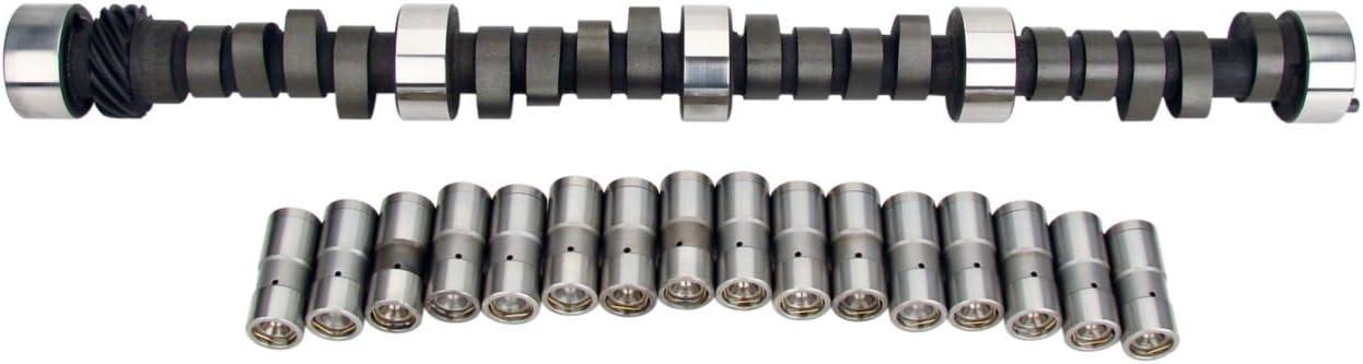 Lunati 10120701LK Voodoo 213//219 Hydraulic Flat Cam//Lifter Kit for 262-400 Chevrolet Small Block