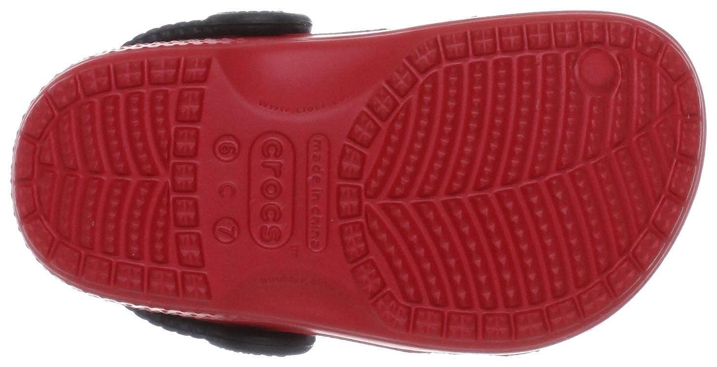 3e2920053eb97d crocs 14831 CC Lightning McQueen Clog (Toddler Little Kid)