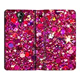 Digi Fashion Designer Flip Cover with hi-res print for Micromax Canvas 6 Pro e484