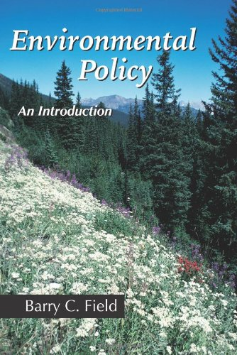 Environmental Policy: An Introduction