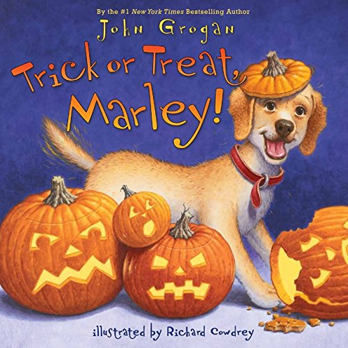 Trick or Treat, Marley! -