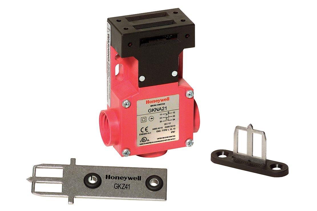 Honeywell - GKNA30 - Safety Interlock Switch, 3NC, 10A@240V