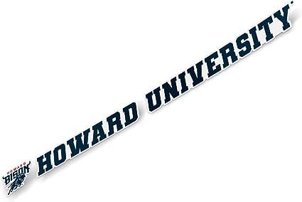 Howard University Lady Bison NCAA Vinyl Decal Laptop Water Bottle Car Scrapbook Sticker - 15