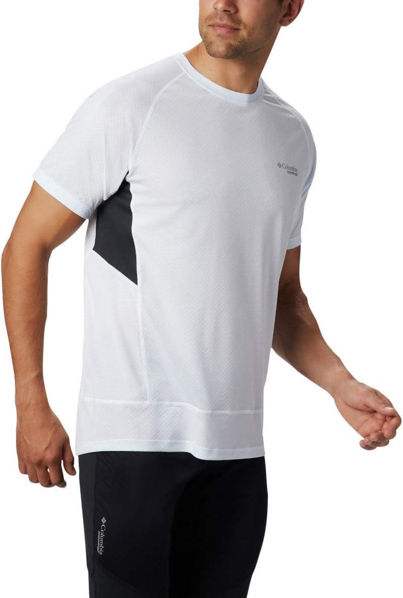 Playeras Hombre Columbia Titan Ultra II Short Sleeve