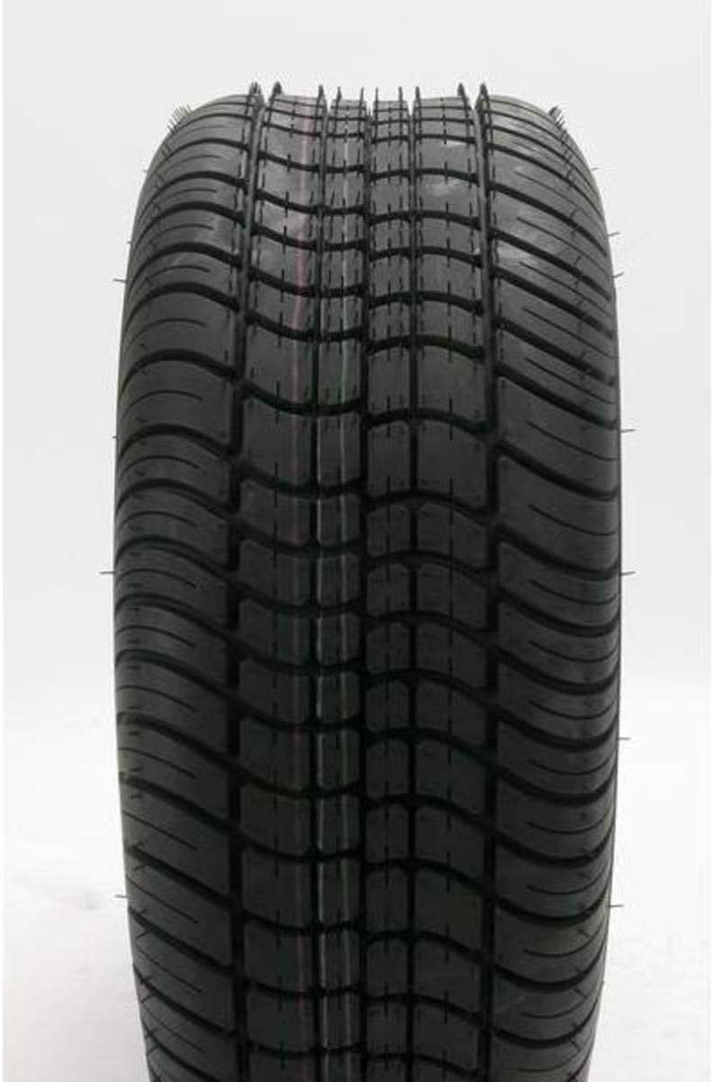 Kenda Trailer Tire - 6-Ply Rated/Load Range C - 205/65-10 , Tire Construction: Bias, Tire Ply: 6, Tire Size: 205/65-10, Tire Type: Trailer 1HP52