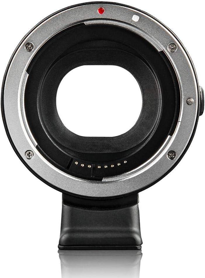 Pomya Camera Lens Adapter Ring EF-EOS M AF Camera Lens Connector Lens Adapter for Canon EF EF-S Lens to for Canon EOS M Mirrorless Camera