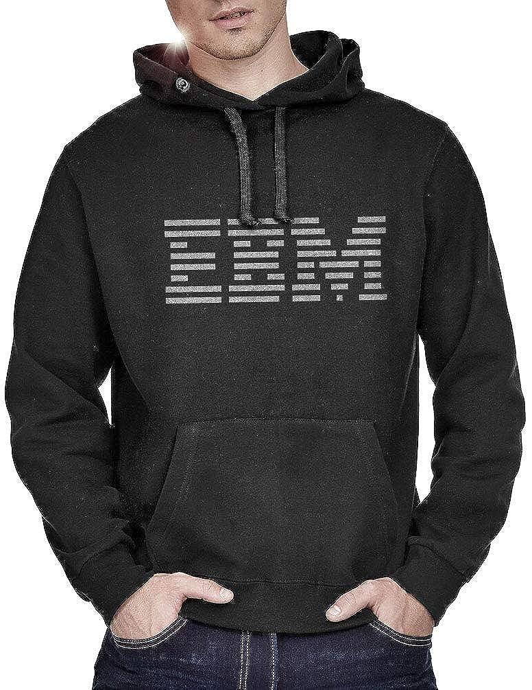 COMPANIEER EBM EBM EBM Kapuzenpullover Hoodie Sweatshirt Sweater Electronic Body Music E.B.M. Jumper B07H8QBYG5 Sweatshirts & Kapuzenpullover Hochwertige Produkte f86962