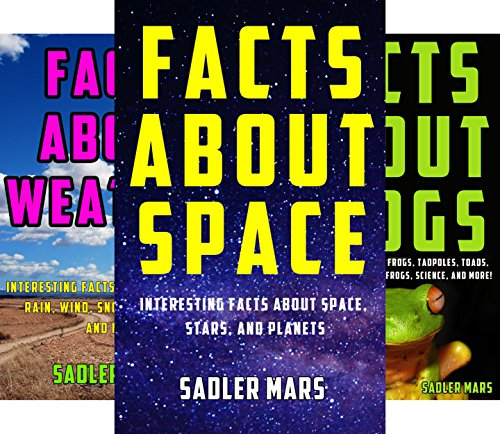 Facts about Stuff (8 Book Series)