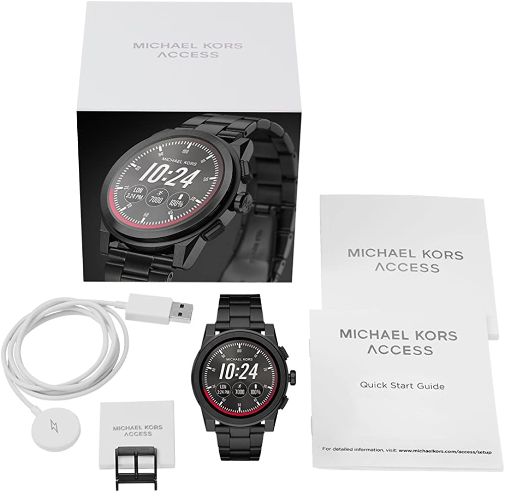Michael Kors Reloj Hombre de Digital con Correa en Acero ...