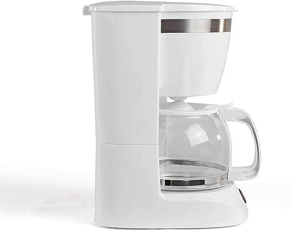 Design Macchina da caffè con caraffa di vetro 10-12 Tazze Caffè Filtro Macchina Caffè Nuovo