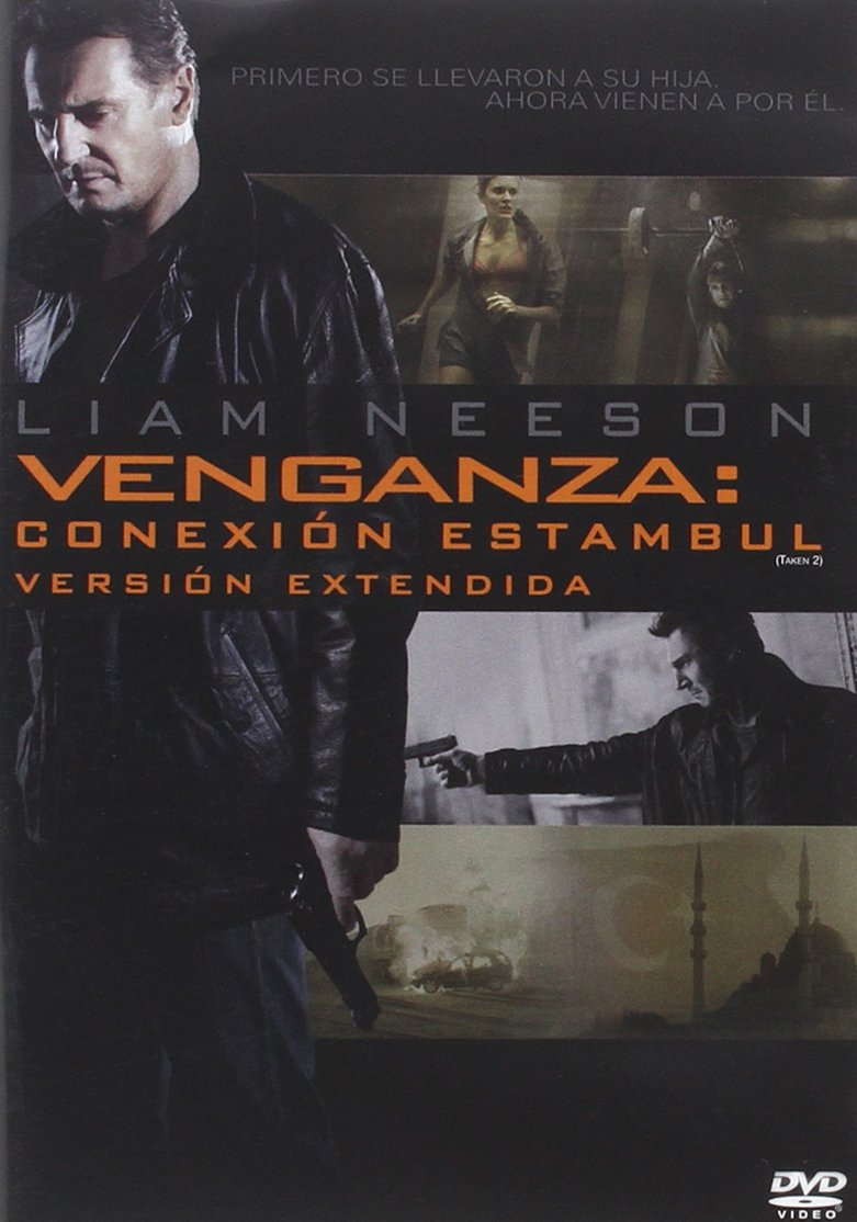 Venganza 2: Conexion Estambul [DVD]