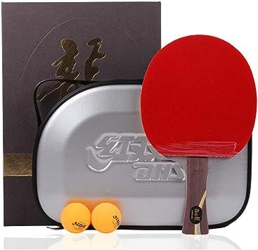 XGGYO Alta Calidad Palas Tenis Mesa/Competencia Palas Ping Pong ...