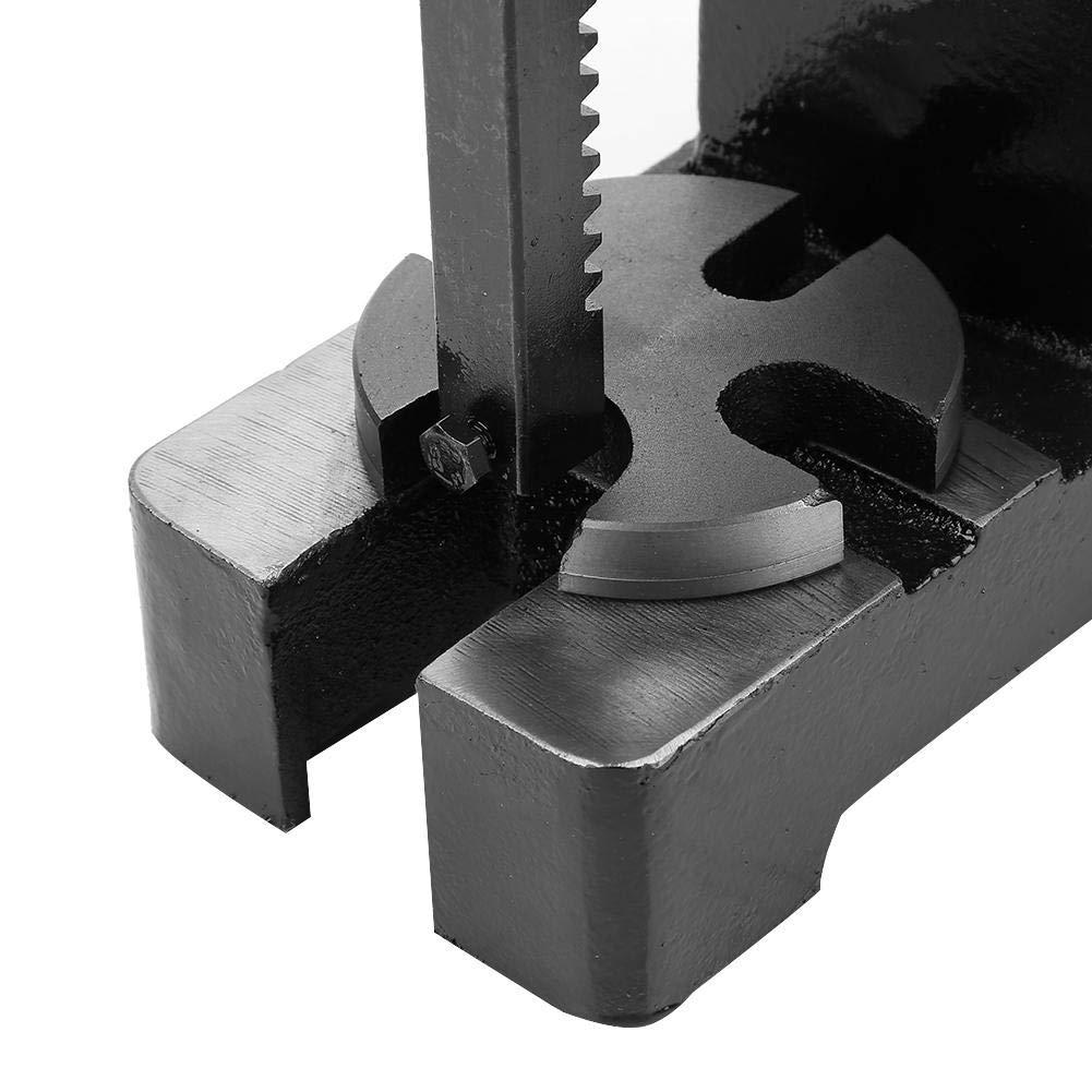 0.5T Arbor Press, Manual Desktop Punch Press Machine Metal Arbor Press Tool by Yosoo (Image #6)