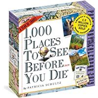 1000 Places to See Before You Die 2019 Page-A-Day Calendar