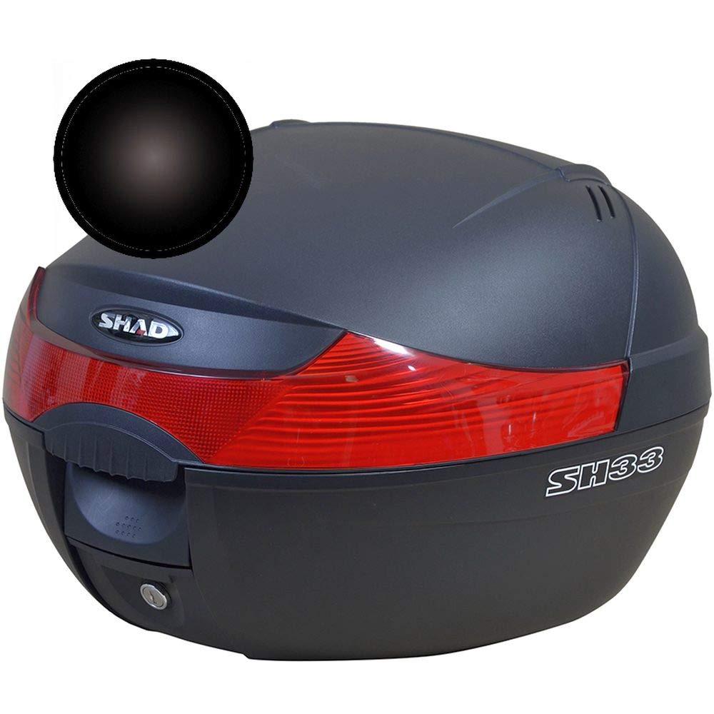 Shad D1B33E221 Sobretapa para Ba/úl Sh33 Negro