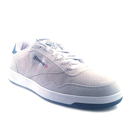 b9f4b4742faf Reebok New Men s Club MEMT Fashion Sneaker Steel Collegiate Navy White 8