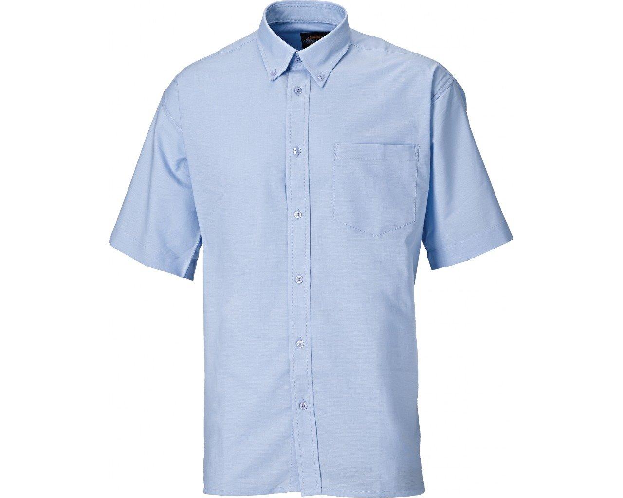 Dickies SH64250-LB-16 Oxford - Camisa de manga corta (talla ...