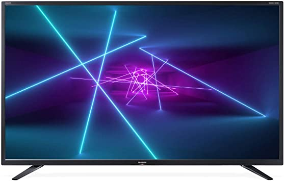 Sharp LC40UI7352E 4K Ultra HD LED Smart TV 102 cm (40 pulgadas), sintonizador triple, HDR: Amazon.es: Electrónica