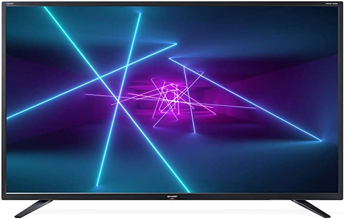 Sharp LC40UI7352E 4K Ultra HD LED Smart TV 102 cm (40 pulgadas), sintonizador triple, HDR: Amazon.es: Electrónica